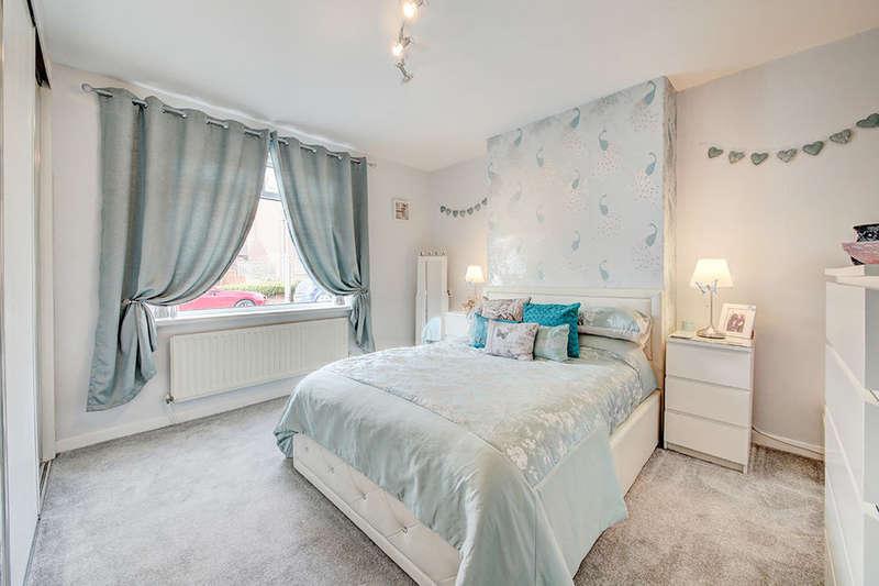 2 Bedrooms Flat for sale in Shafto Street, Wallsend, NE28