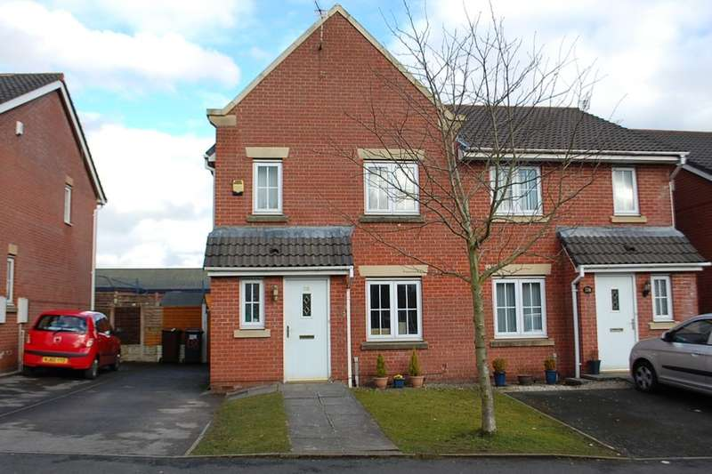 4 Bedrooms Semi Detached House for sale in Rose Hill Road, Ashton-Under-Lyne, OL6