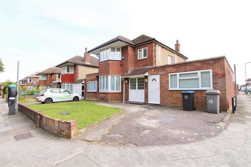 5 Bedrooms Detached House for rent in Harrow Road, Wembley