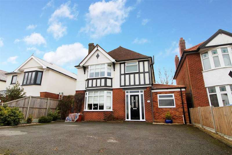 3 Bedrooms Detached House for sale in Norwich Road, Ipswich