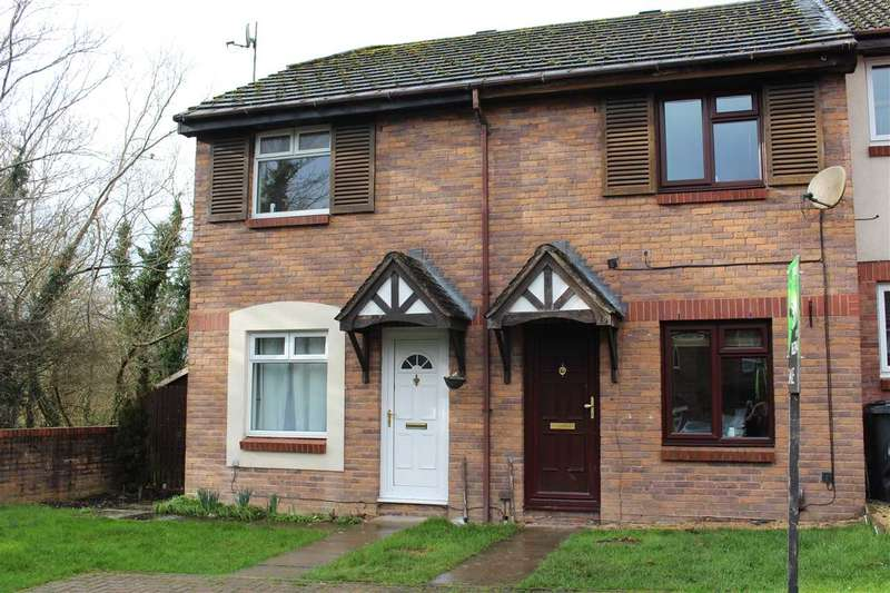 2 Bedrooms Terraced House for sale in Rye Close, Middleleaze, Swindon