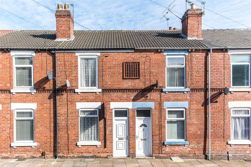2 Bedrooms Terraced House for sale in Furnival Road, Doncaster, DN4
