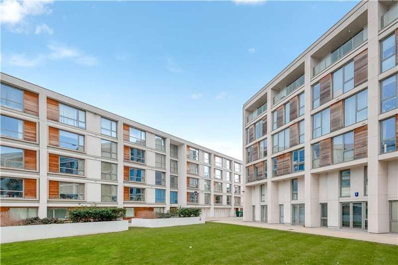 1 Bedroom Flat for sale in Grant House, 90 Liberty Street, Stockwell, London, SW9