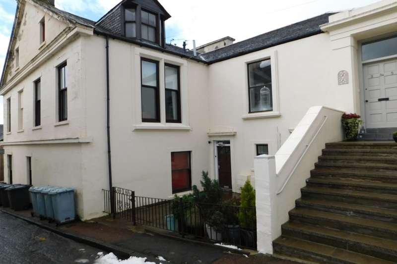 2 Bedrooms Flat for sale in North Vennel, Lanark, ML11