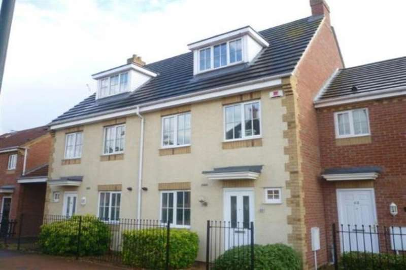 3 Bedrooms Property for rent in Vale Drive, Hampton Vale, Peterborough, PE7