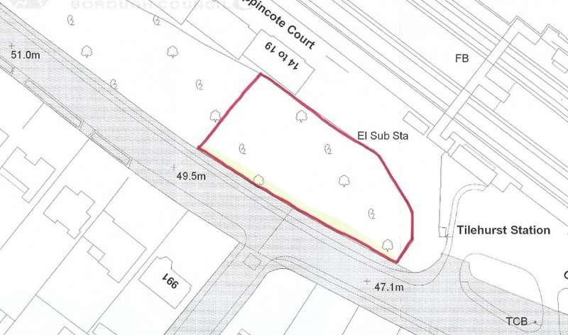 Land Commercial for sale in Oxford Road, Tilehurst, Reading, Berkshire, RG31 6TH