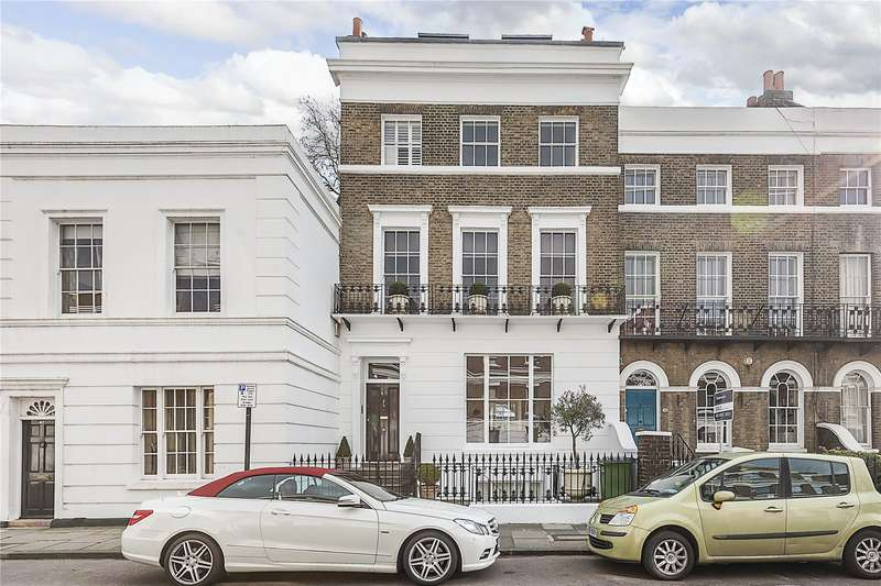 5 Bedrooms Terraced House for sale in Burney Street, London, SE10
