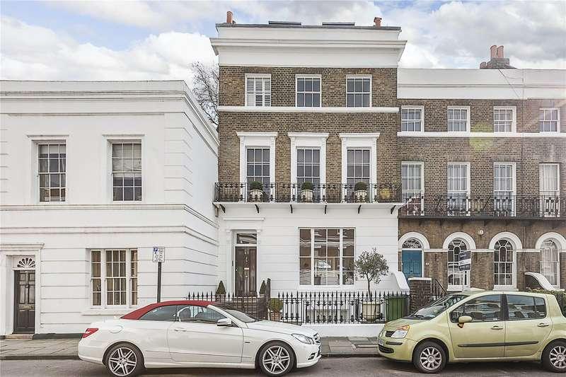 5 Bedrooms Terraced House for sale in Burney Street, London, SE10