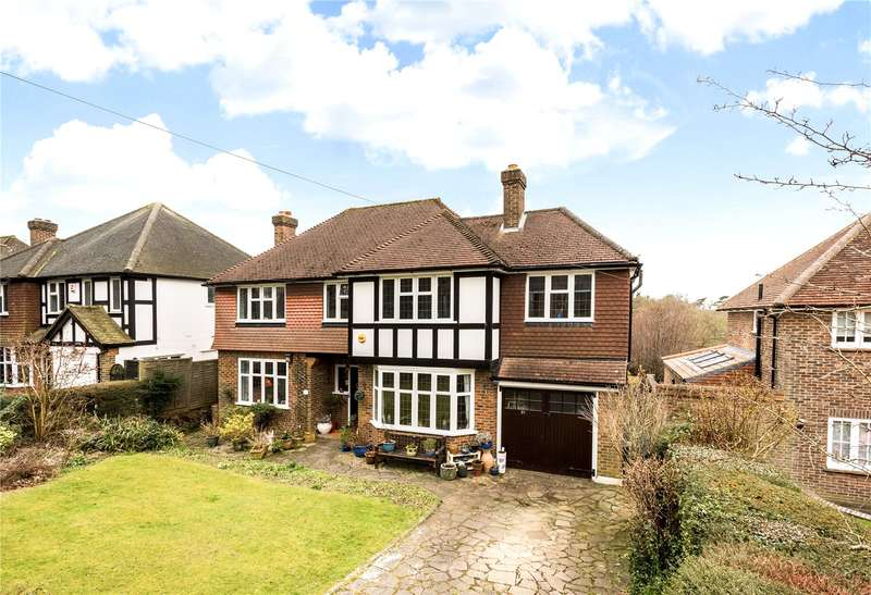 5 Bedrooms Detached House for sale in Coulsdon Court Road, Coulsdon, CR5