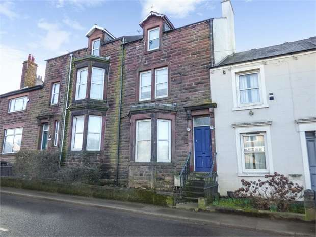 4 Bedrooms Terraced House for sale in Ellenborough, Maryport, Cumbria