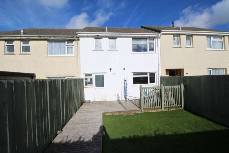 3 Bedrooms Property for sale in St. Martins Crescent, Camborne, TR14