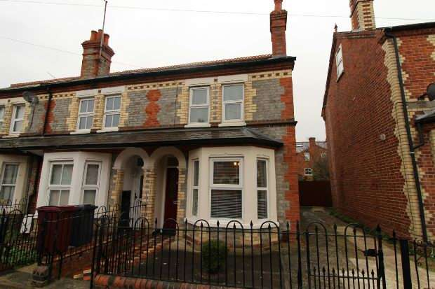 3 Bedrooms End Of Terrace House for sale in Rowley Road, Reading