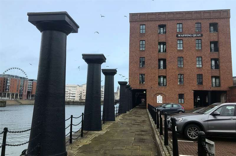 2 Bedrooms Apartment Flat for sale in West Quay, Wapping Quay, Liverpool, L3