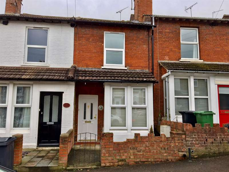 3 Bedrooms Terraced House for sale in Whitmore Street, Maidstone