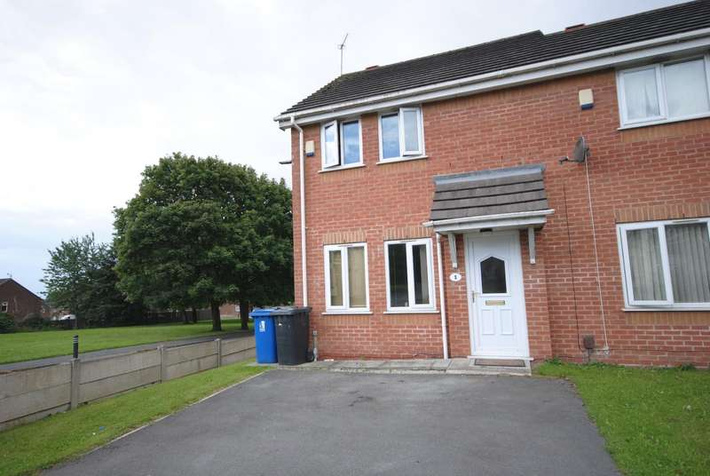 3 Bedrooms Semi Detached House for sale in Chatham Street, Ince, Wigan