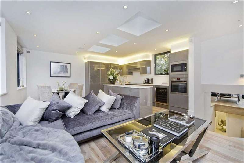 3 Bedrooms Mews House for sale in St James Terrace Mews, St Johns Wood, London, NW8
