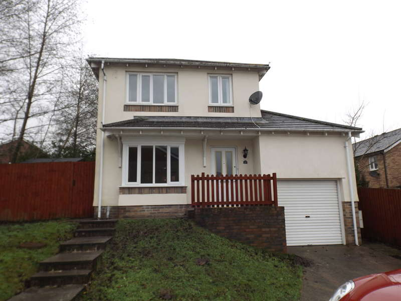 3 Bedrooms Detached House for rent in Pen Llwyn, Broadlands, Bridgend, Bridgend County Borough, CF31 5AZ.