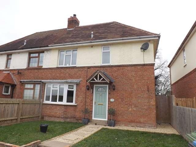 4 Bedrooms Semi Detached House for sale in Bidford Road, Broom