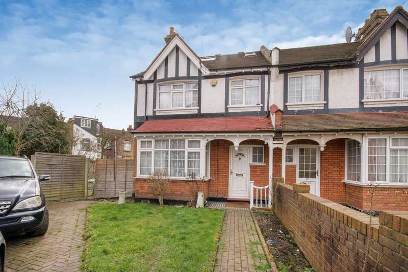 5 Bedrooms Semi Detached House for sale in Torridge Road, Croydon, CR7
