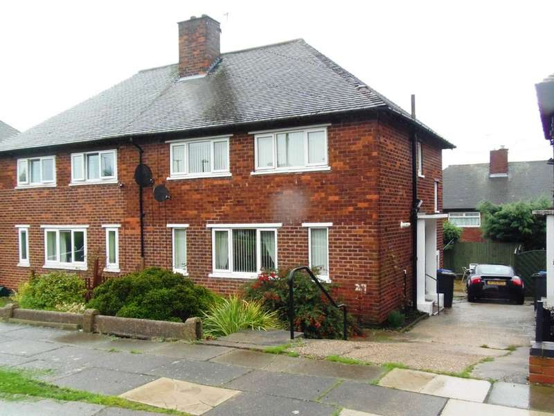 3 Bedrooms Semi Detached House for rent in Silkstone Crescent, Birley, Sheffield S12
