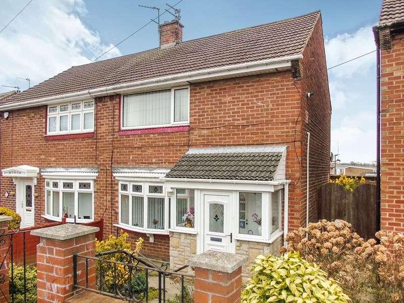 2 Bedrooms Property for sale in Goodwood Road, Grindon, Sunderland, Tyne and Wear, SR4 9PZ