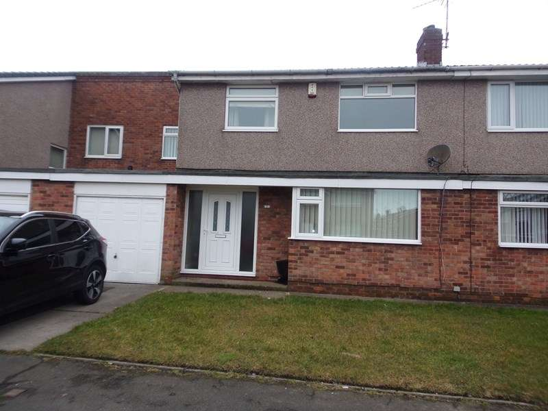4 Bedrooms Property for sale in Ingram Drive, Cowpen Farm, Blyth, Northumberland, NE24 5ED