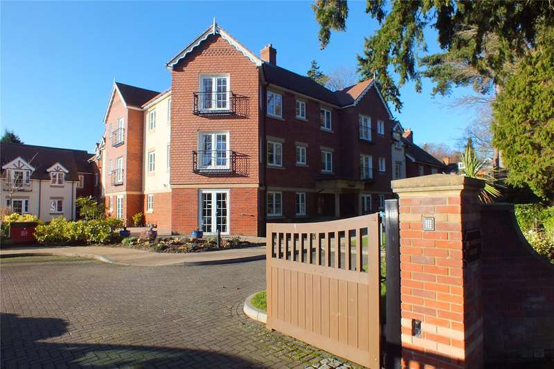 2 Bedrooms Barn Conversion Character Property for sale in Cadogan Court, Branksomewood Road, Fleet, GU51