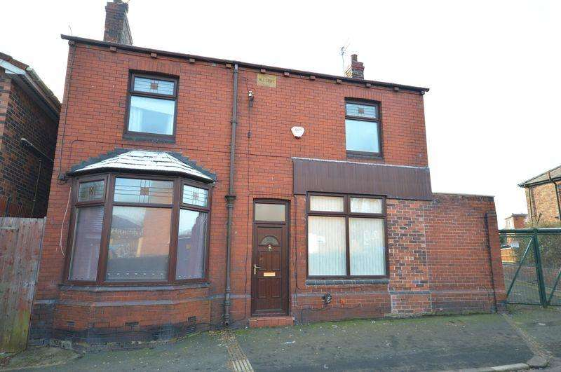 3 Bedrooms Detached House for sale in Greenway Road, Widnes