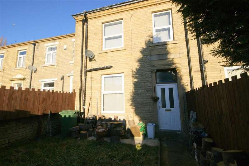 2 Bedrooms Terraced House for sale in Honoria Street, Huddersfield