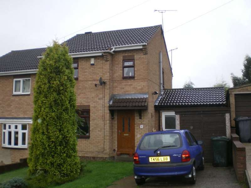 3 Bedrooms Semi Detached House for rent in Fairburn Grove, Elsecar