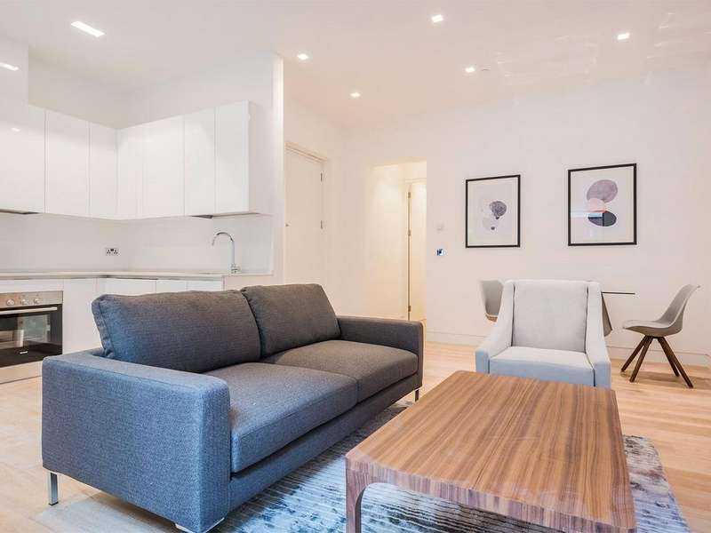 1 Bedroom Apartment Flat for rent in York Buildings, Covent Garden, WC2N