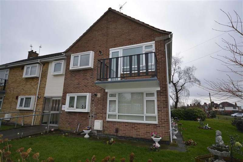 2 Bedrooms Flat for rent in Marner Road, Bedworth