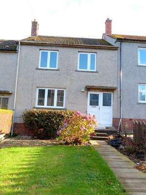 3 Bedrooms Terraced House for rent in Perth PH1