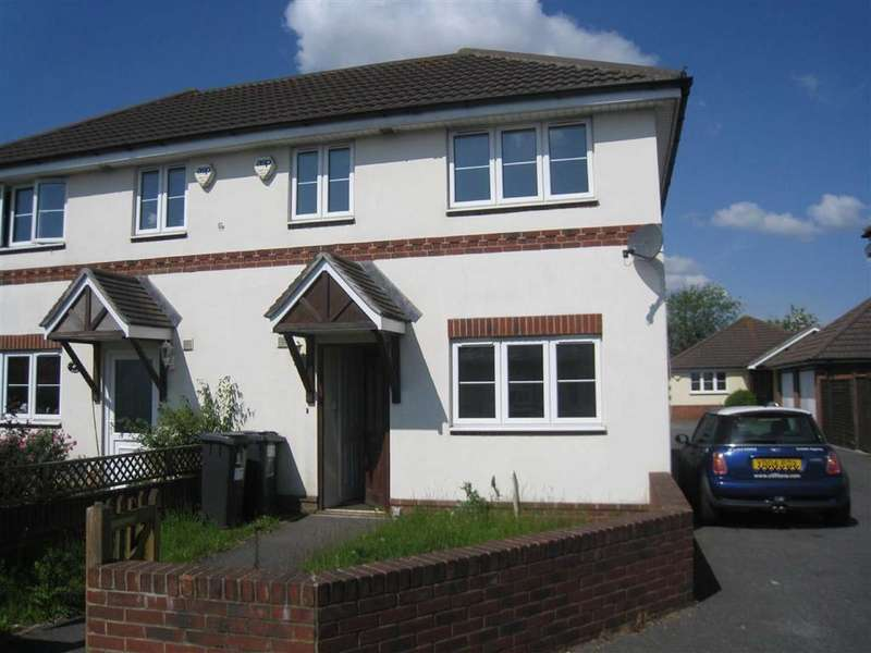 3 Bedrooms Semi Detached House for rent in Coombe Avenue, Hill View, Bournemouth, Dorset