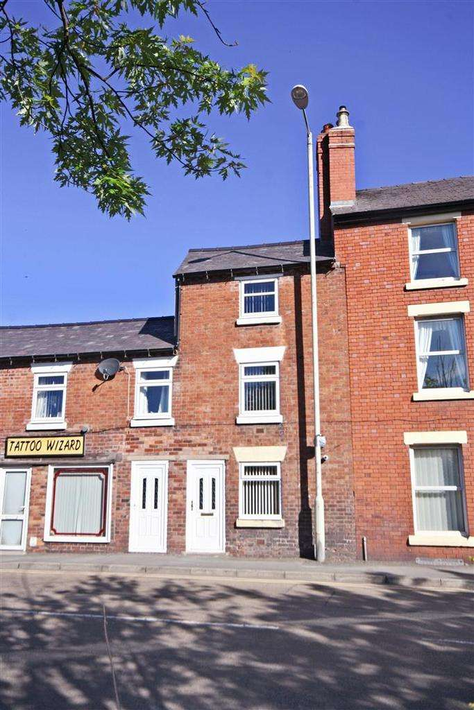 3 Bedrooms Terraced House for rent in Beatrice Street, Oswestry
