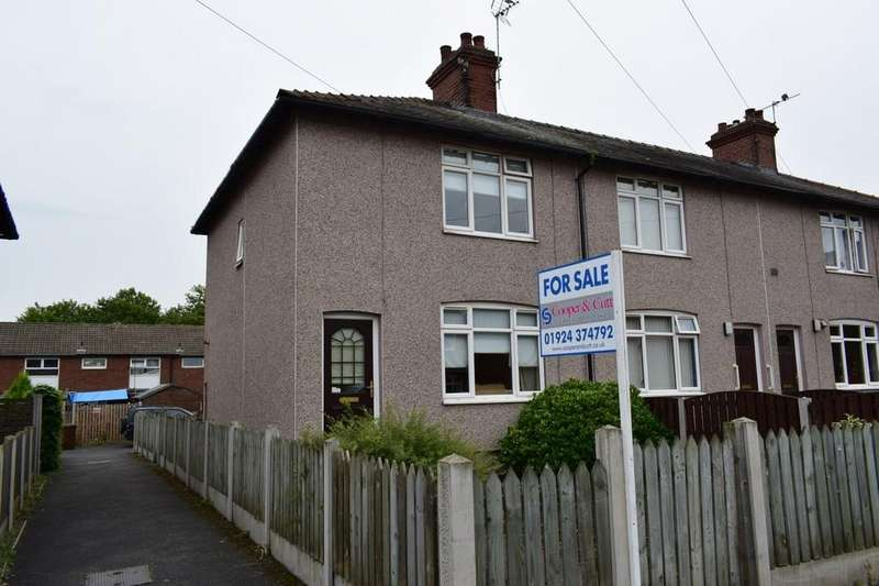 2 Bedrooms End Of Terrace House for sale in Sycamore Street, Belle Vue, Wakefield