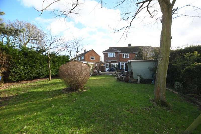 4 Bedrooms Semi Detached House for sale in Oak Piece, North Weald, CM16