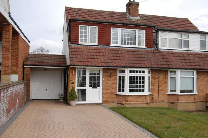 2 Bedrooms Semi Detached House for sale in Tempest Avenue, Potters Bar EN6