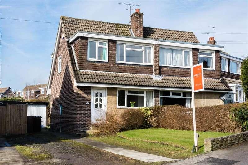 3 Bedrooms Semi Detached House for sale in Greenlea Road, Yeadon, Leeds