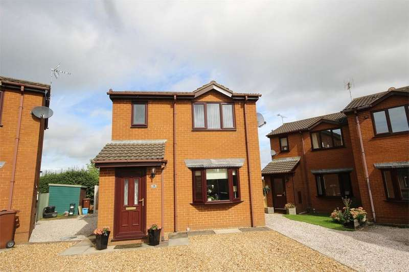 2 Bedrooms Detached House for rent in Mayfield Mews, Buckley, Flintshire