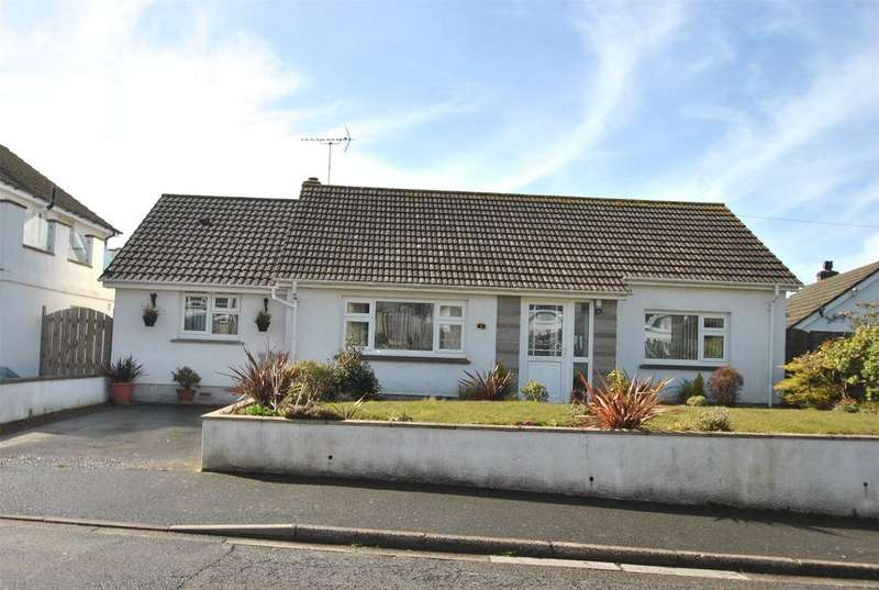 2 Bedrooms Detached Bungalow for sale in Hawthorn Avenue, Bude