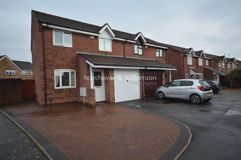 3 Bedrooms Semi Detached House for sale in Harrison Drive, St. Mellons, Cardiff, Cardiff. CF3