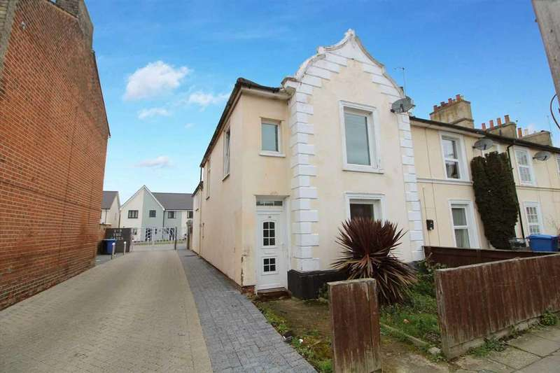 3 Bedrooms End Of Terrace House for sale in Victoria Street, Ipswich