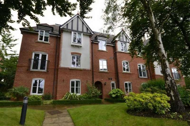 2 Bedrooms Apartment Flat for rent in Wigan Road, Standish, Wigan, WN6