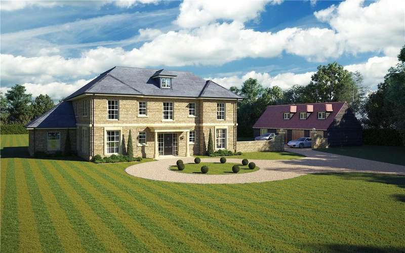 4 Bedrooms Detached House for sale in Wingfield, Trowbridge, Wiltshire, BA14