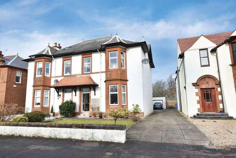 4 Bedrooms Semi-detached Villa House for sale in 7 Lochend Road, Troon, KA10 6EU