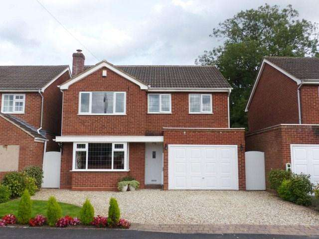4 Bedrooms House for sale in Arden Drive, Wylde Green, Sutton Coldfield