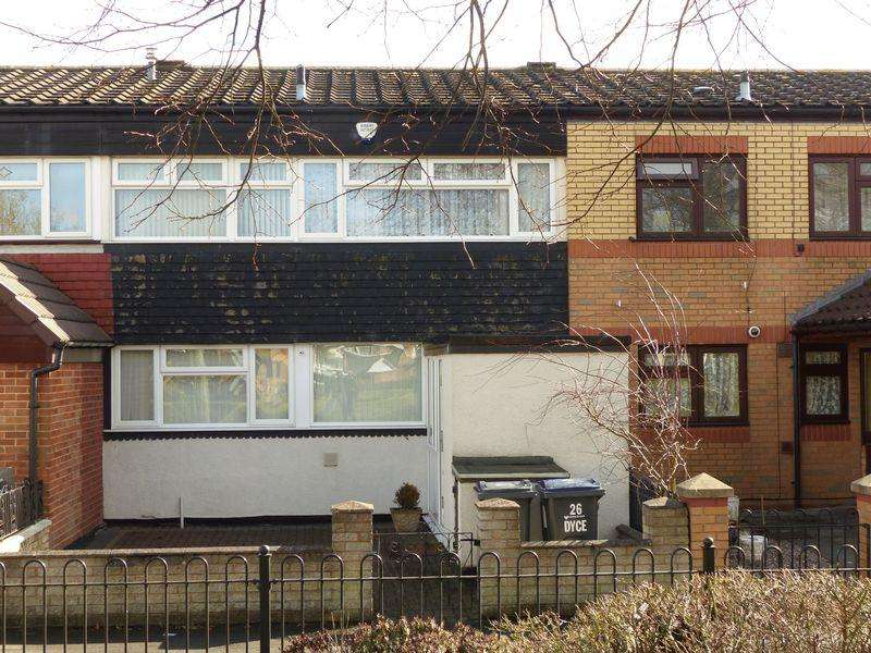 3 Bedrooms Terraced House for sale in Dyce Close, Birmingham