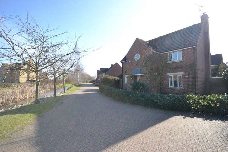 4 Bedrooms Detached House for sale in Mayflower Drive, Maldon, CM9