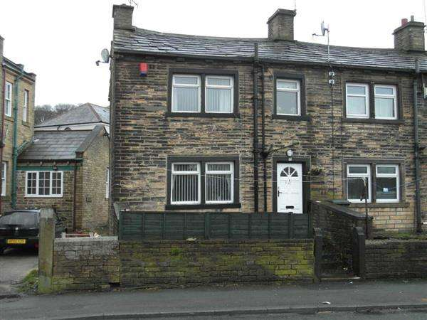 2 Bedrooms Cottage House for sale in Hollybank Road, Bradford